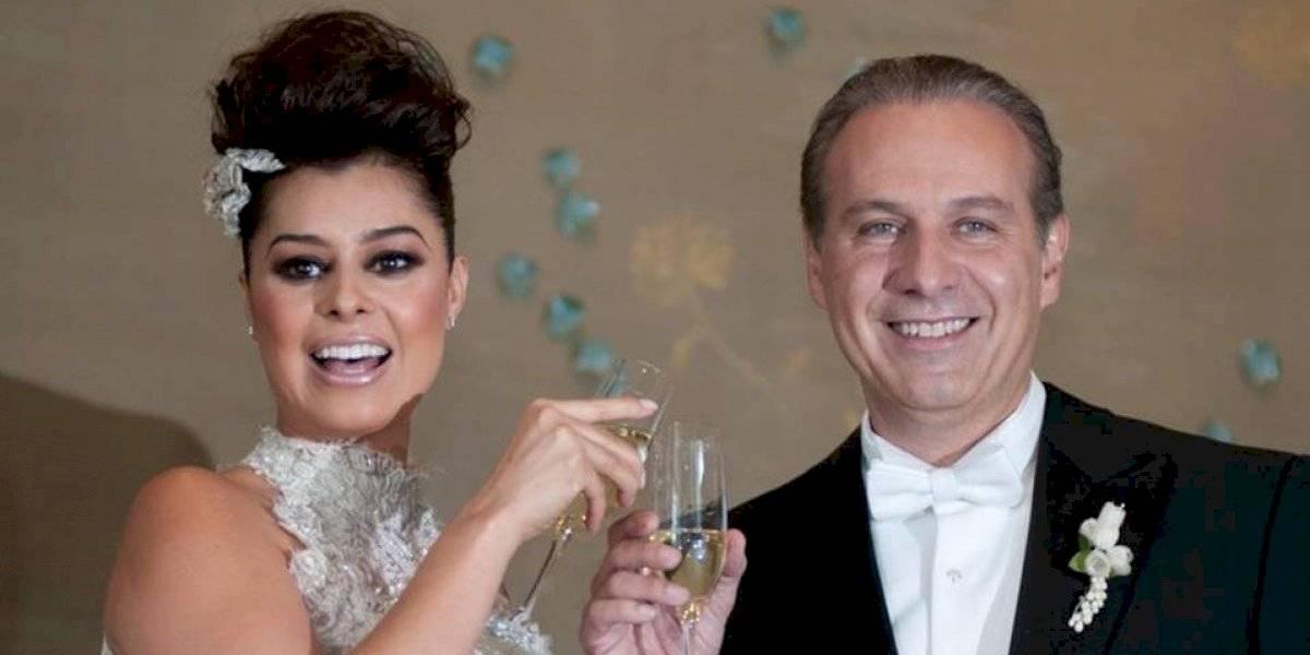 Arrestan esposo de la actriz Yadhira Carrillo