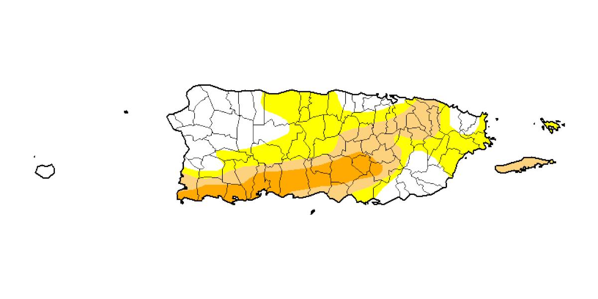Más pueblos entran en sequía severa