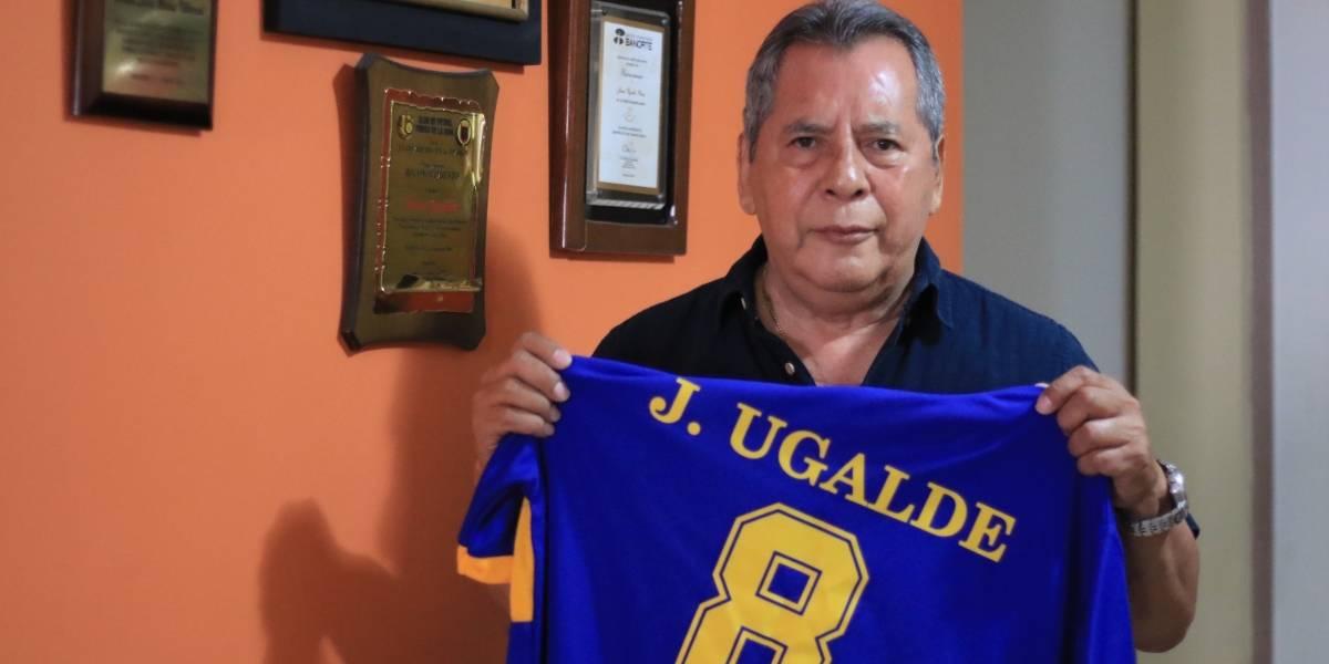Jugamos con mucho coraje: Juan Ugalde