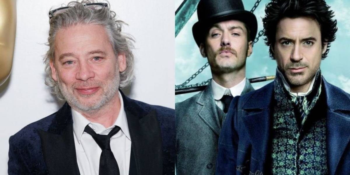 Novo diretor de 'Sherlock Homes 3' também trabalhou em Rocketman e Bohemian Rhapsody