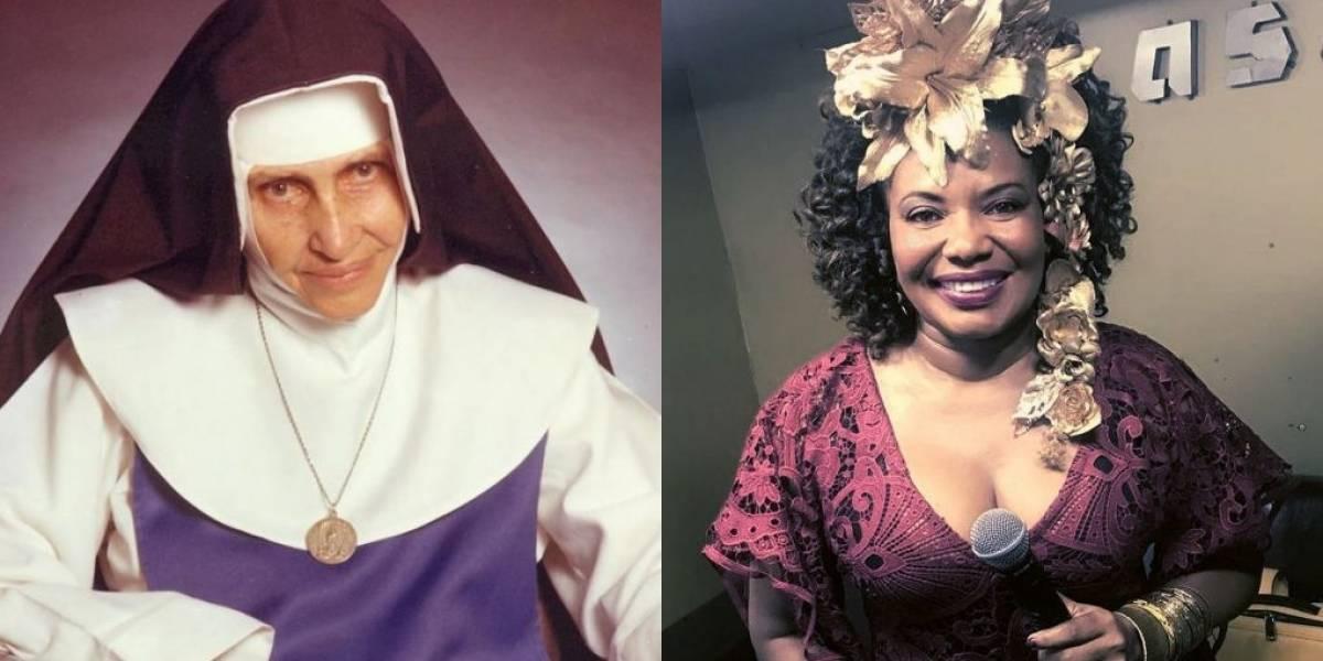 Canonização de Irmã Dulce no Vaticano terá show de Margareth Menezes