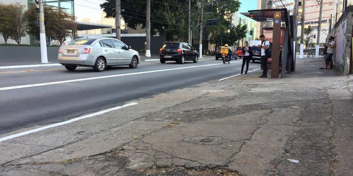 São Paulo vai gastar R$ 400 milhões para reformar 25% de suas calçadas