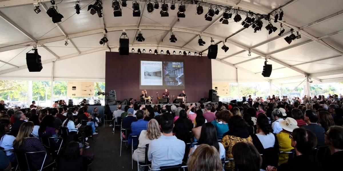Flip 2019: foto de Bolsonaro divide público em debate sobre arquitetura
