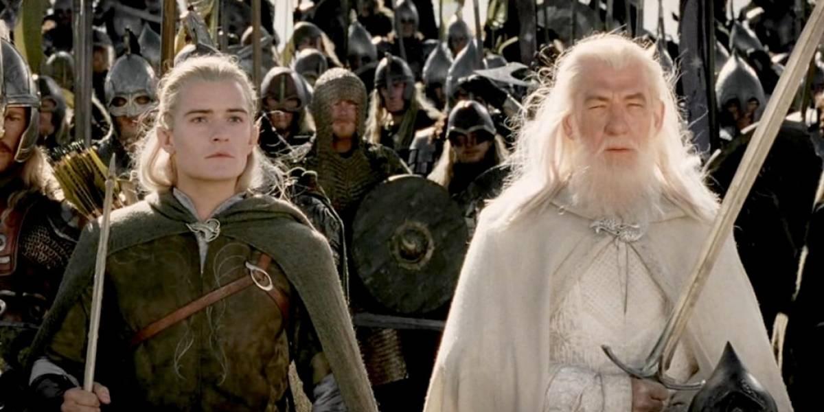 Amazon está desarrollando un nuevo videojuego en linea de 'El Señor de los Anillos'