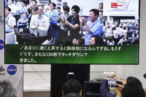 Llegada de sonda japonesa a asteroide