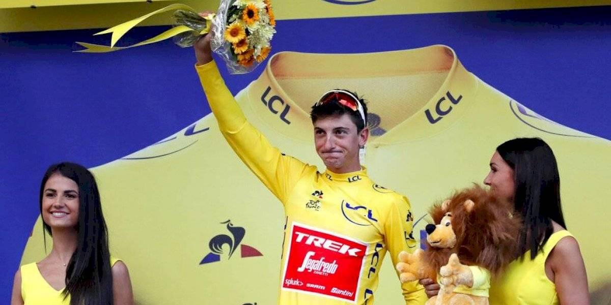 Tour de Francia: La primera etapa dura de montaña dejó a Giulio Ciccone como nuevo líder de la general