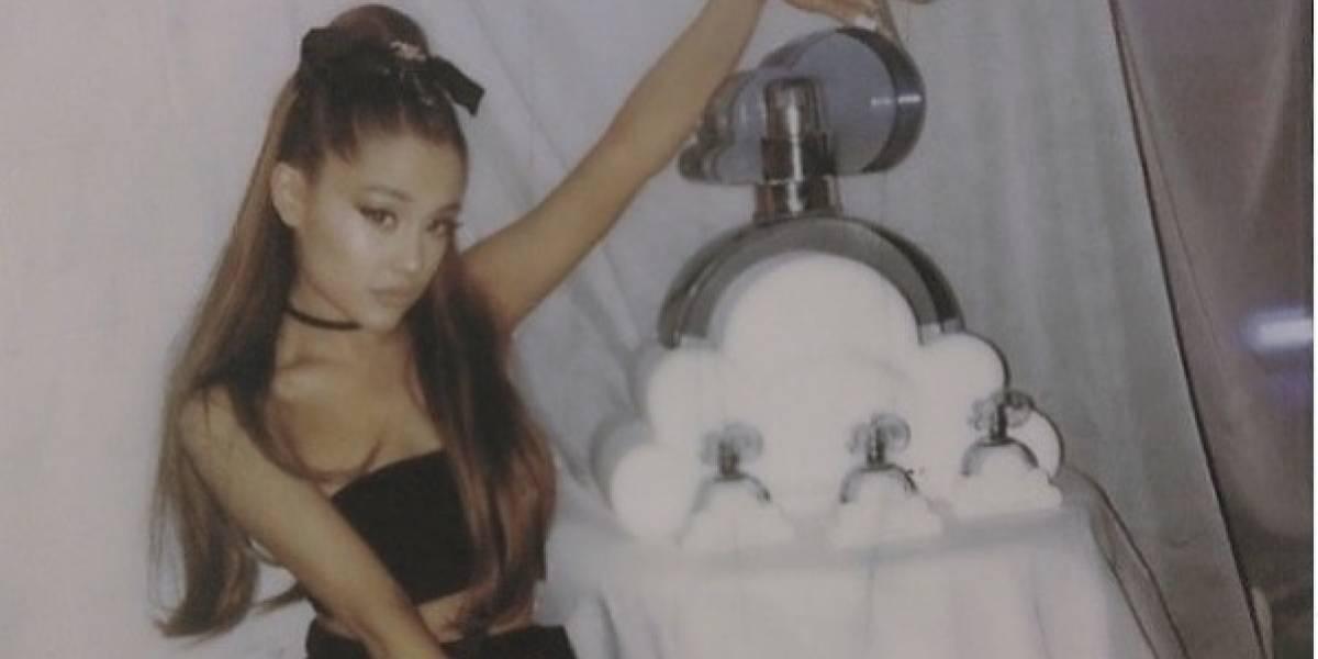 """El detalle por el que Ariana Grande fue criticada en la foto de la portada de """"Vogue"""""""