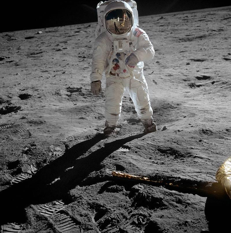 Al fin: Desde ahora podremos ver la transmisión original de la llegada del hombre a la Luna