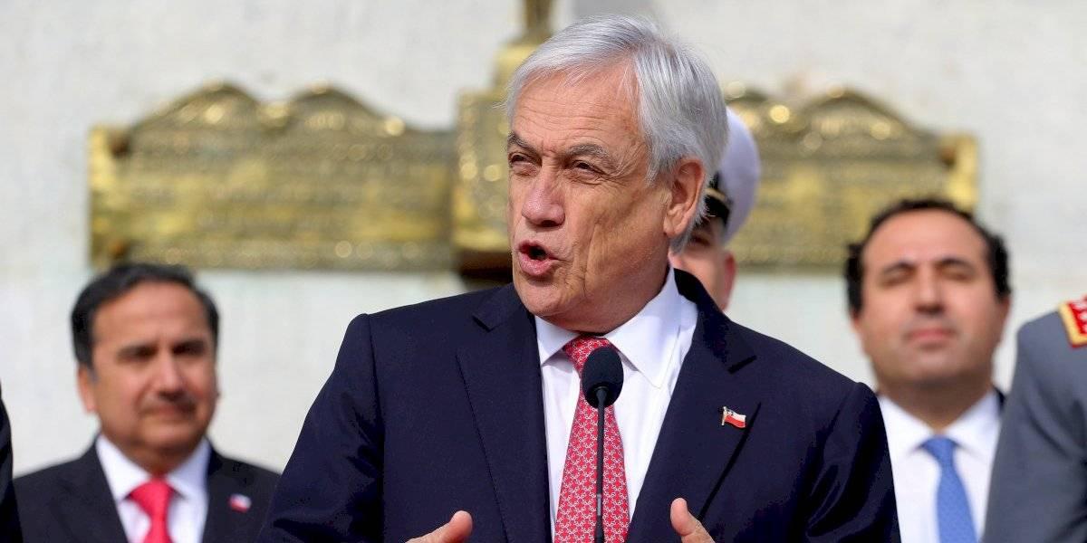 Van 6 víctimas fatales por el delito este año: Presidente Piñera promulga ley para endurecer penas a quienes cometen portonazos