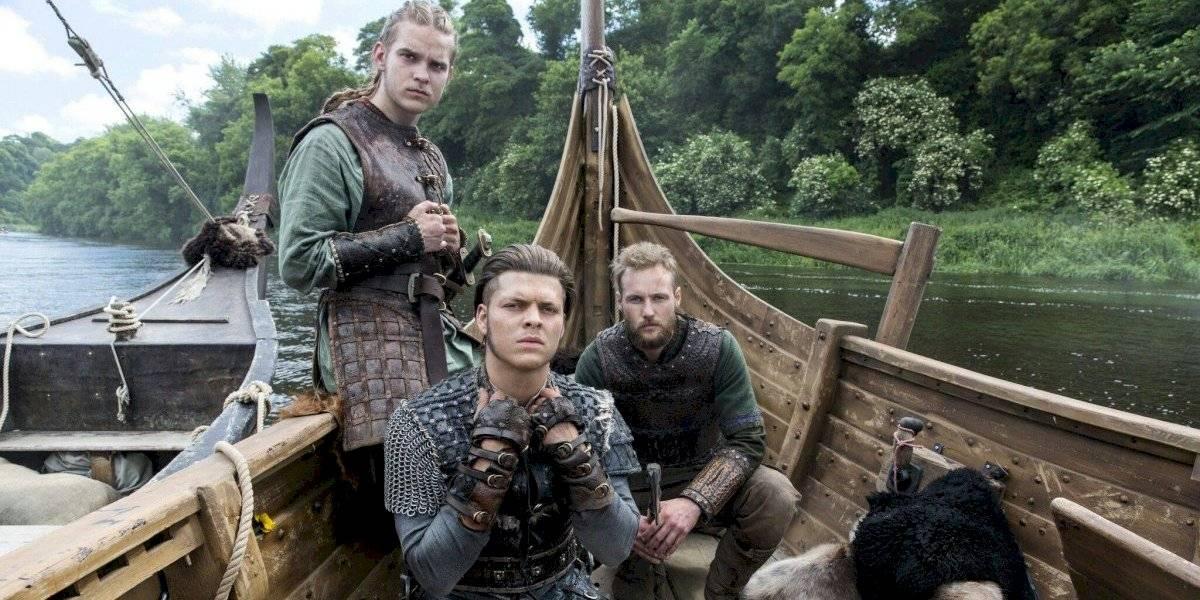 Vikings: Imagem revela irmãos que voltam a lutar juntos e com novos aliados na 6ª temporada