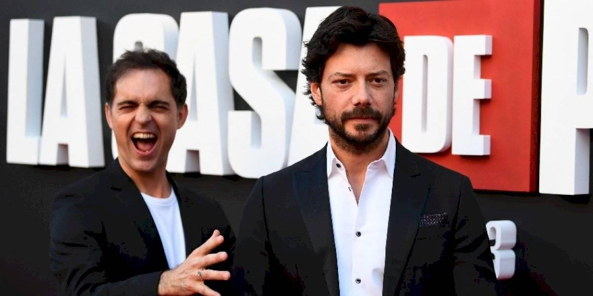 """FOTOS. Presentan la tercera temporada de """"La Casa de Papel"""" en Madrid"""
