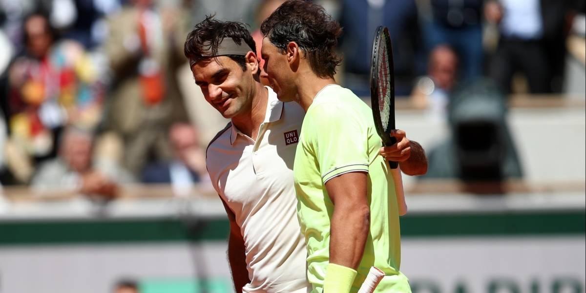 Wimbledon se viste de gala para una nueva edición del Federer vs. Nadal