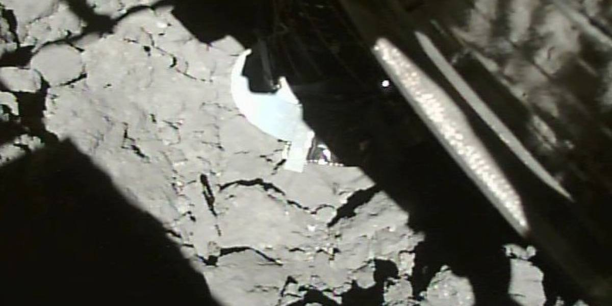 ¡Histórico! sonda japonesa Hayabusa 2 logra recolectar material desde un asteroide para explicar los orígenes del Sistema Solar