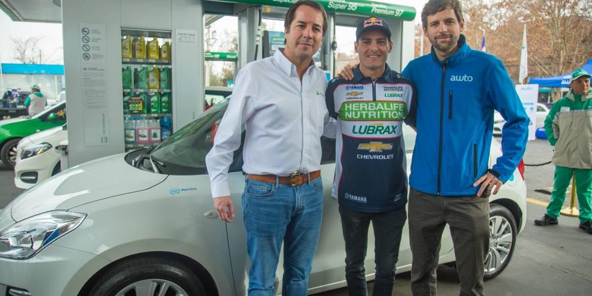 Sigue la expansión de Awto: sella alianza con Petrobras
