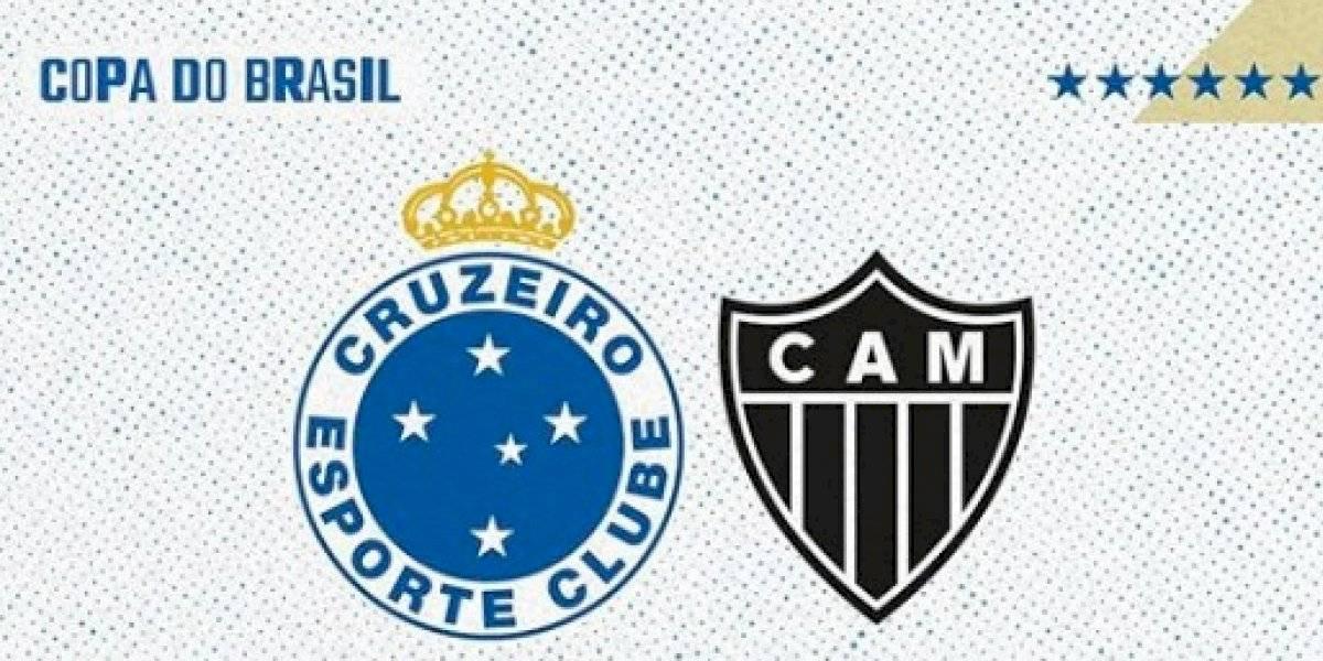 Copa do Brasil 2019: como assistir ao vivo online ao jogo Cruzeiro x Atlético Mineiro