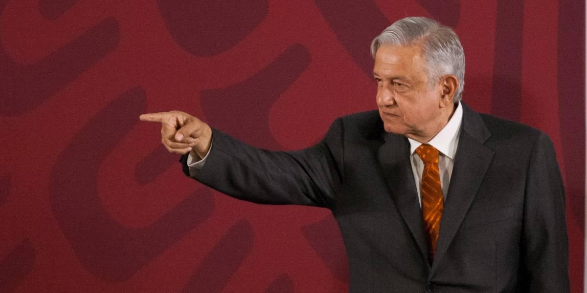 Por callar ante corrupción, Financial Times debe disculpas a México: AMLO