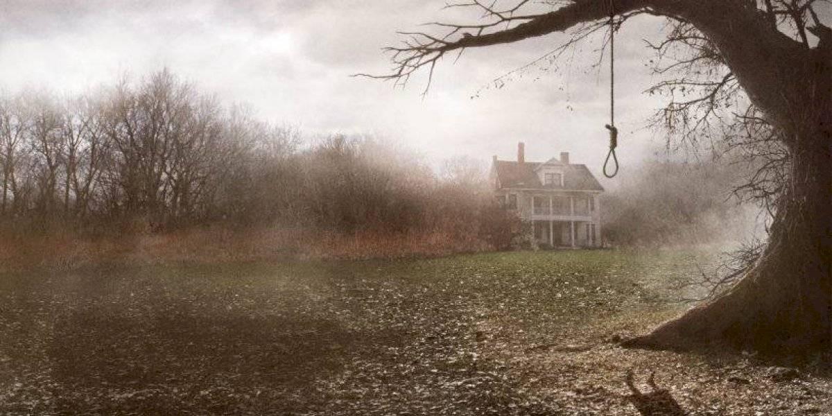 """Pareja compra casa que inspiró a """"El Conjuro"""" y enfrenta el terror en la vida real"""