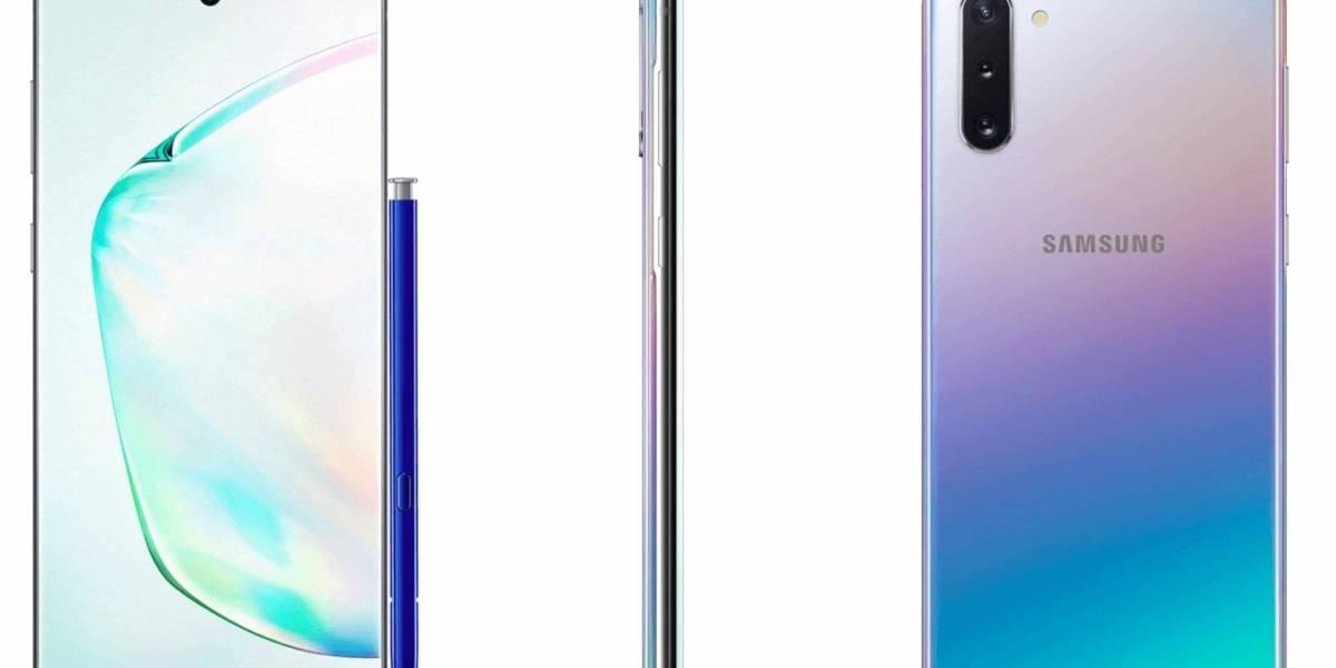 Tecnologia: Novos vazamentos revelam aparência do novo Samsung Galaxy Note 10
