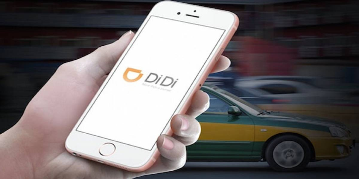 DiDi se expande en Chile, queriendo abarcar todas las principales ciudades del país