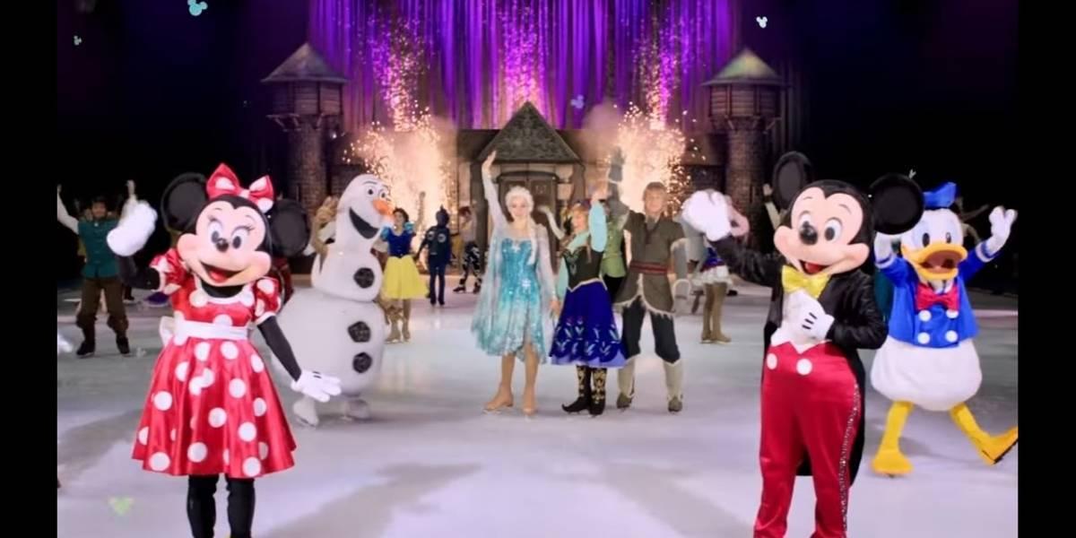 Mickey regresa desde hoy con Disney On Ice al Auditorio Nacional