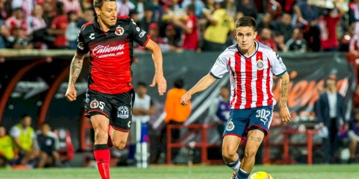 Chivas exporta siete jugadores a Europa