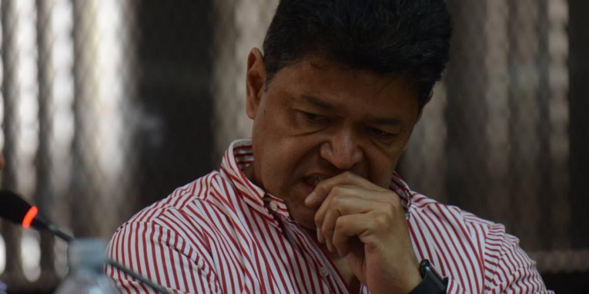 Juzgado niega la libertad a Raúl Osoy, vinculado al caso Cooptación