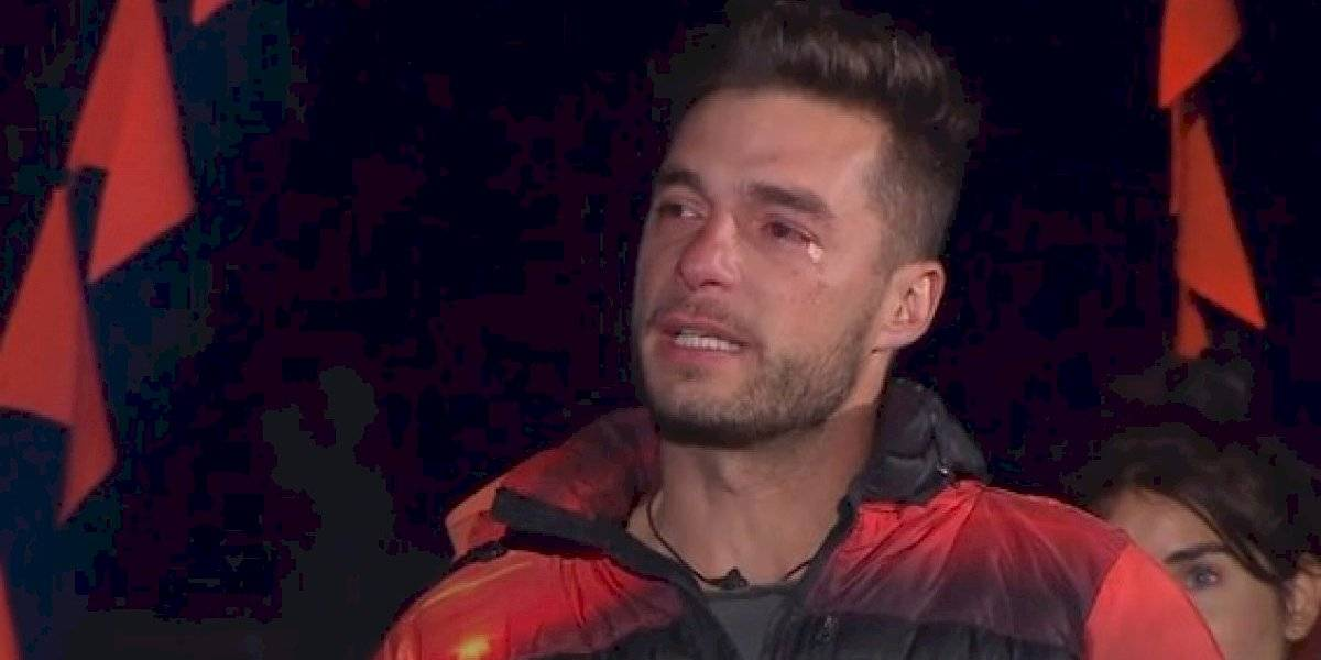 """Todo en ti es mentira"": Aída Nizar elimina a Gabriel Martina en polémico capítulo de ""Resistiré"""