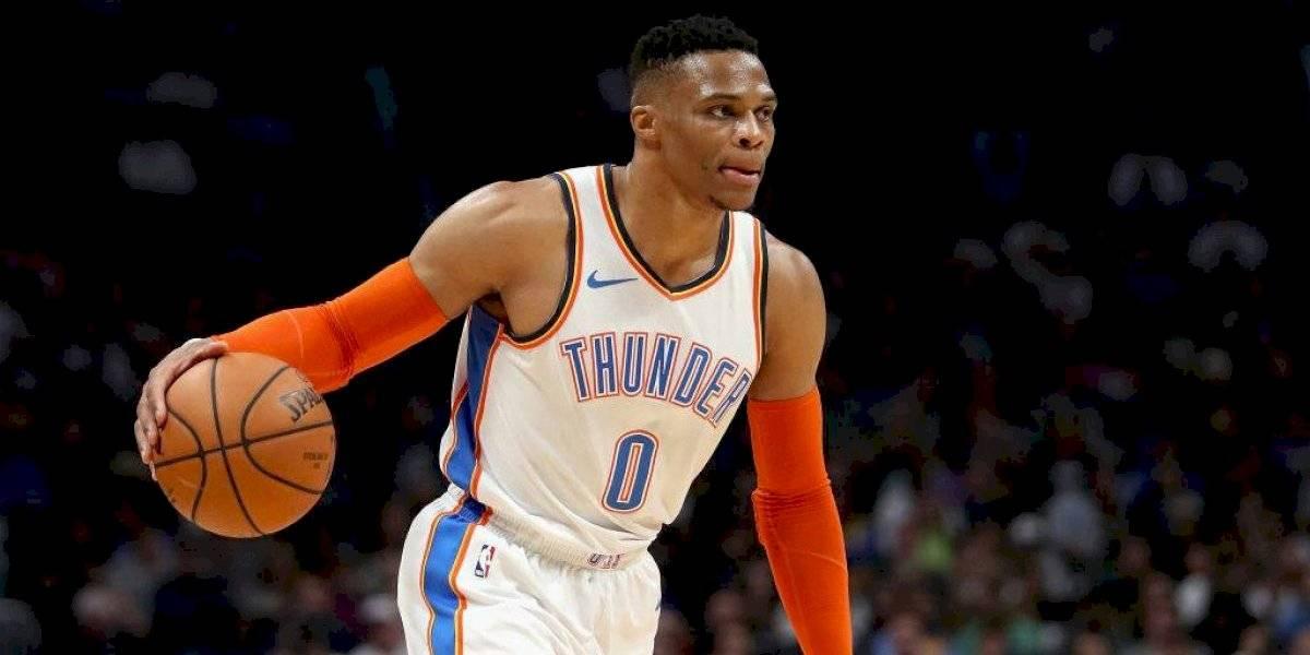 Russell Westbrook provoca otro terremoto en la NBA al fichar por Houston Rockets