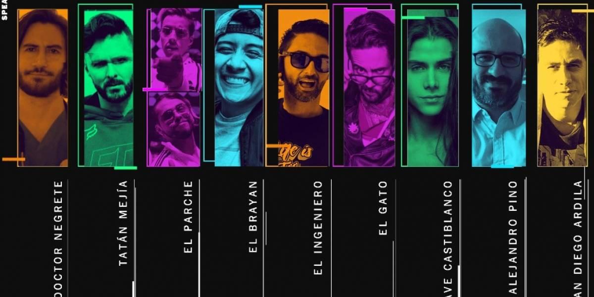¿Es estudiante y quiere ir al evento de influencers más grande de Colombia?