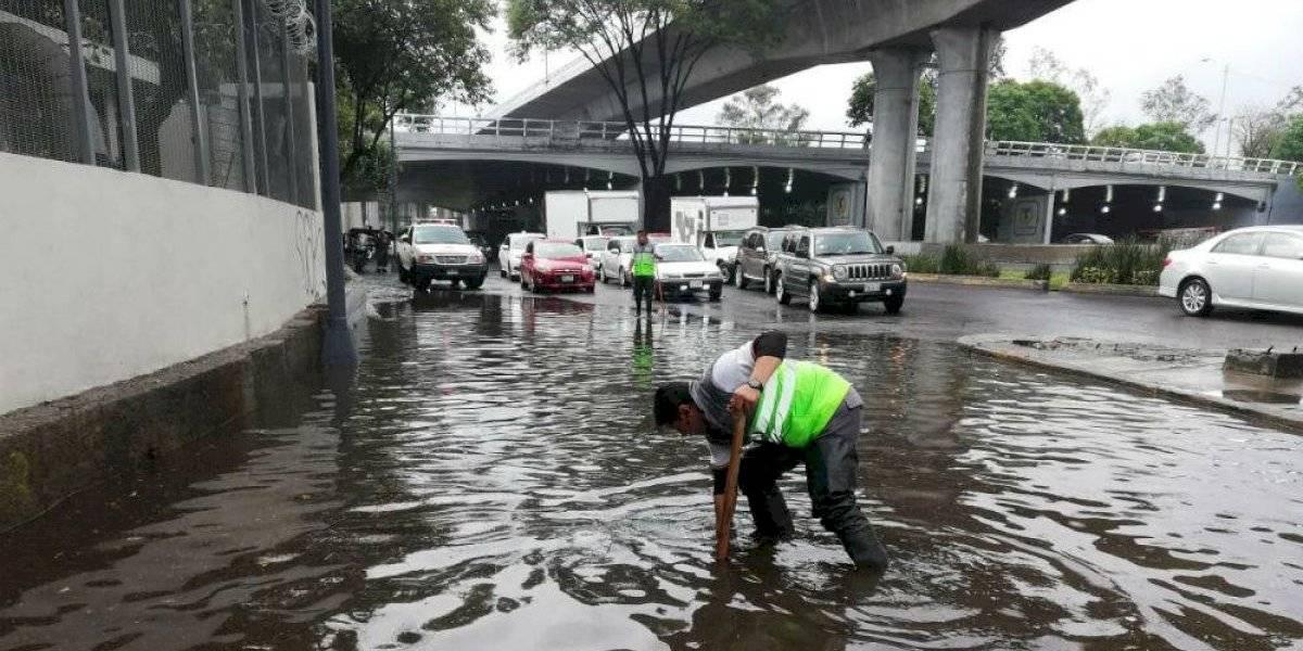 Activan alerta amarilla por lluvia en 9 alcaldías de la CDMX