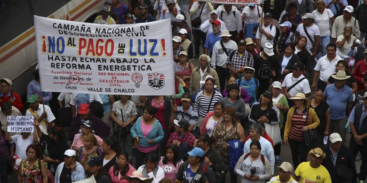 Habrá al menos 6 marchas y movilizaciones este 11 de julio