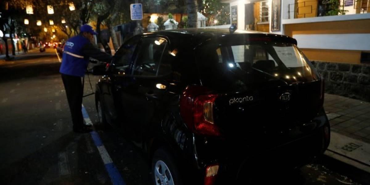 """La Mariscal contará con """"Zona Azul"""" en las noches para estacionamiento"""