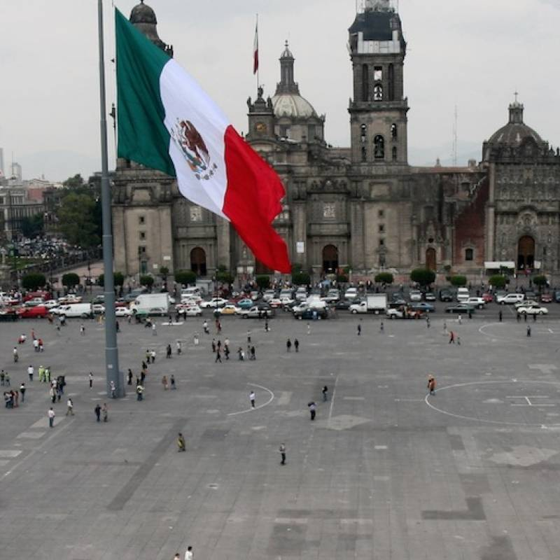 Dos trimestres con crecimiento nulo del 0 % — PIB de México