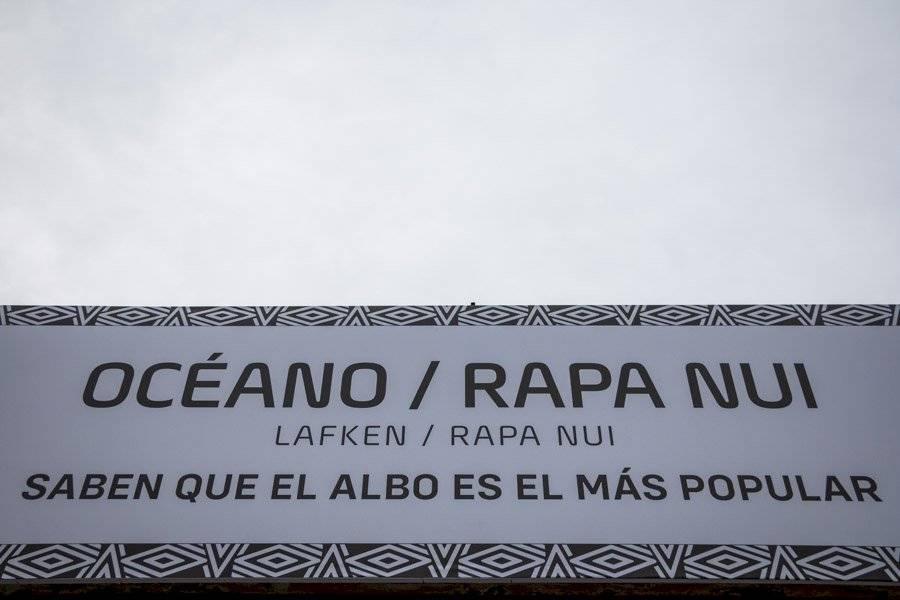 Cada sector del Monumental tendrá su letrero en Mapudungun CSD Colo Colo
