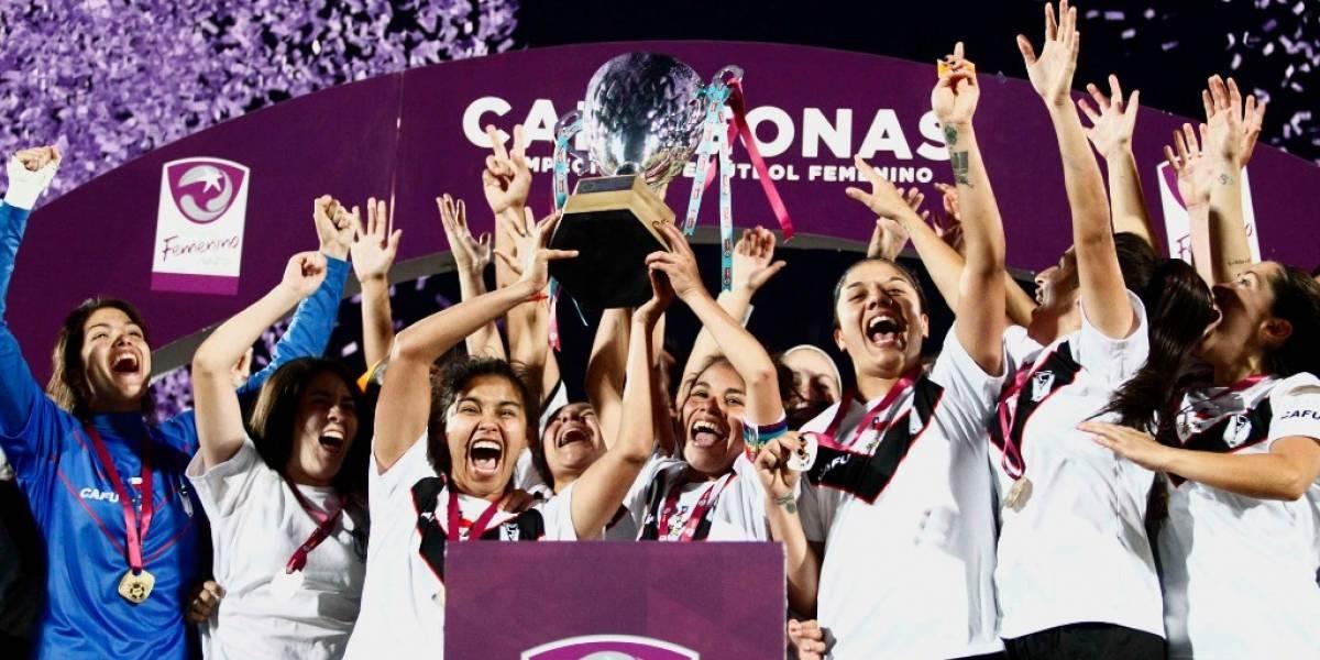 Títulos, descensos y cupos a Libertadores: Así se juega el Campeonato Nacional del fútbol femenino