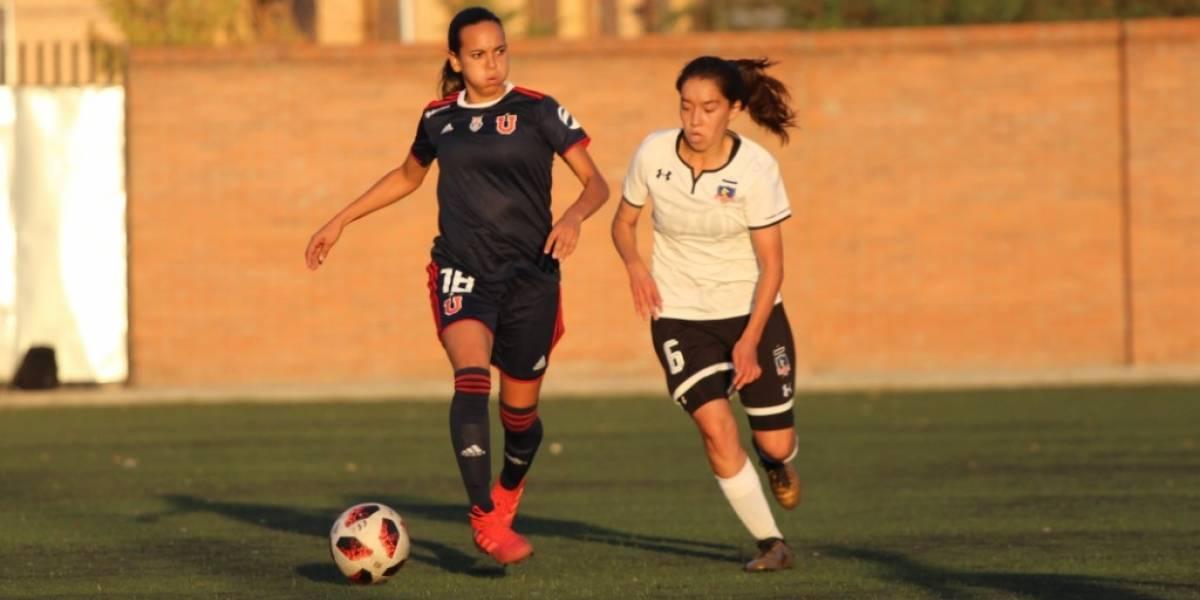 Todos los resultados la primera rueda del Campeonato Nacional del fútbol femenino 2019