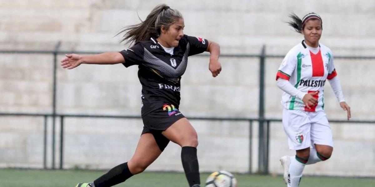 Vuelve nuestro fútbol femenino: Revisa la programación de la fecha 11 del Campeonato Nacional