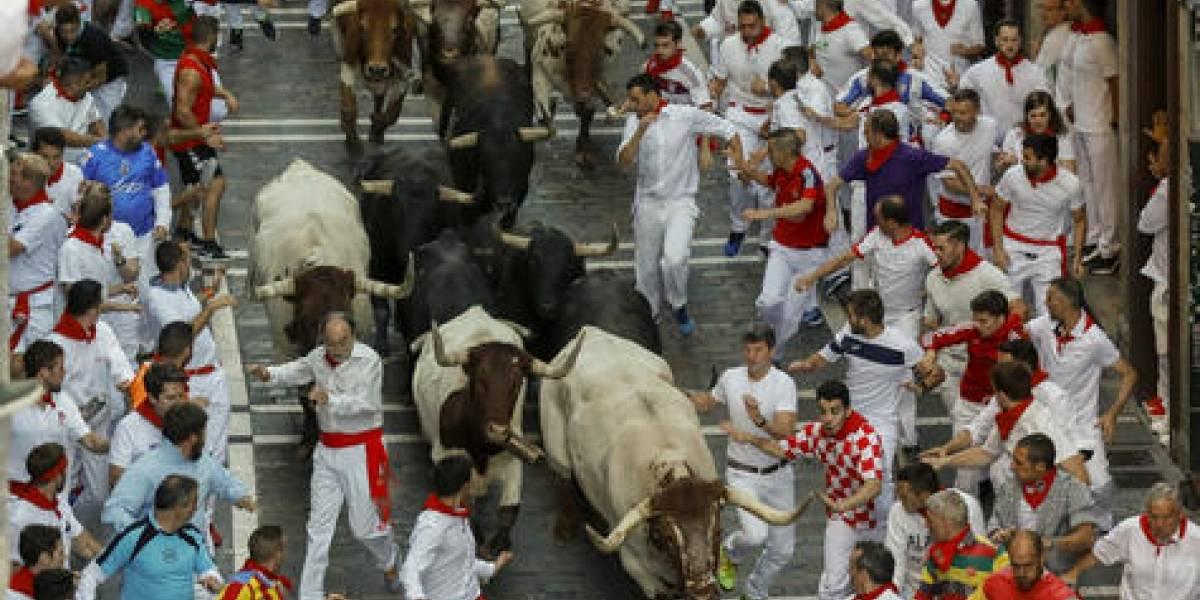 Encierros de Pamplona sufren 'falta de emoción'
