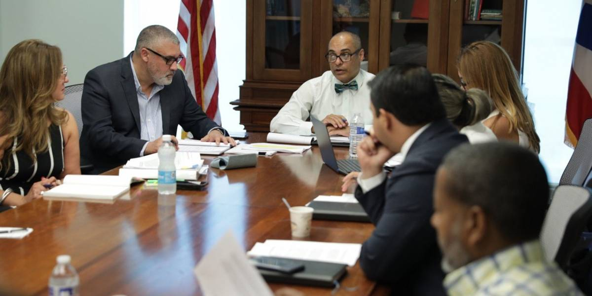 Concluyen reuniones del Departamento de Educación con gobierno federal