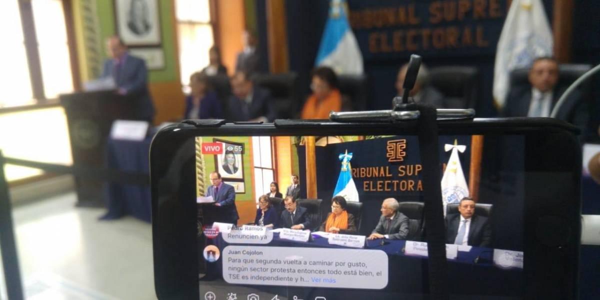 TSE declara validez de elección de diputados al Congreso