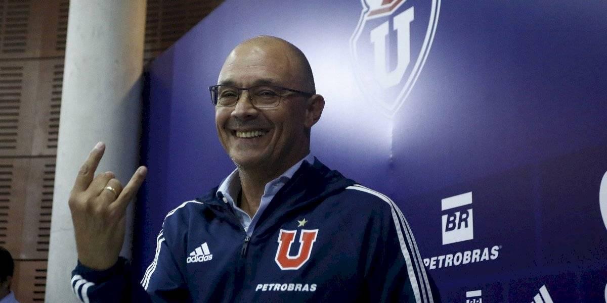 Alfredo Arias cuenta con la confianza absoluta de Azul Azul para salvar a la U del descenso