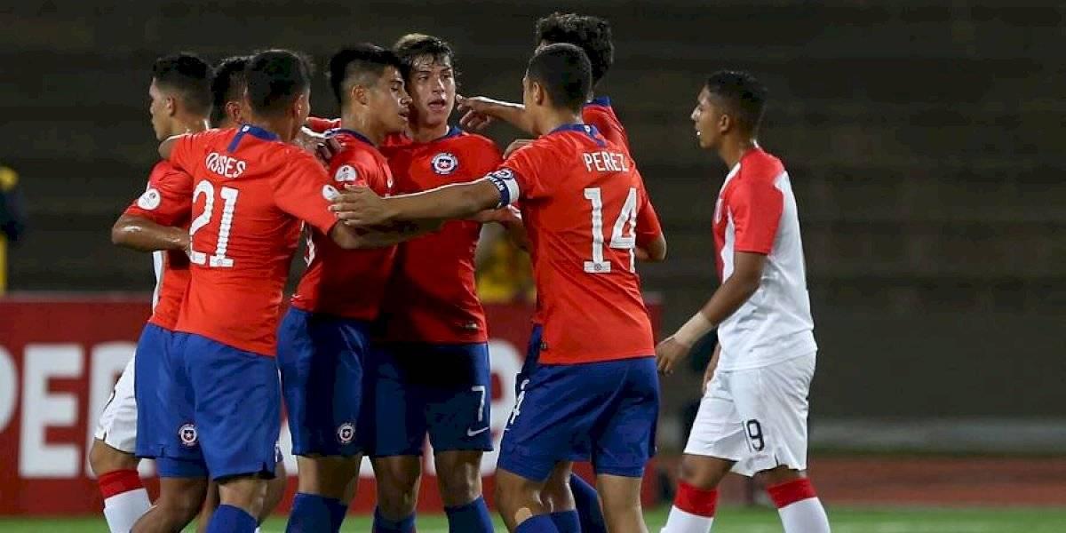 Chile tuvo un abordable sorteo para el Mundial Sub 17 de Brasil