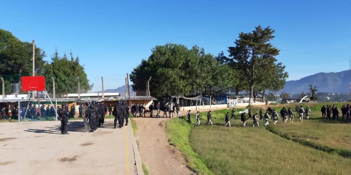 Localizan a reo fallecido durante operativo en cárcel Cantel