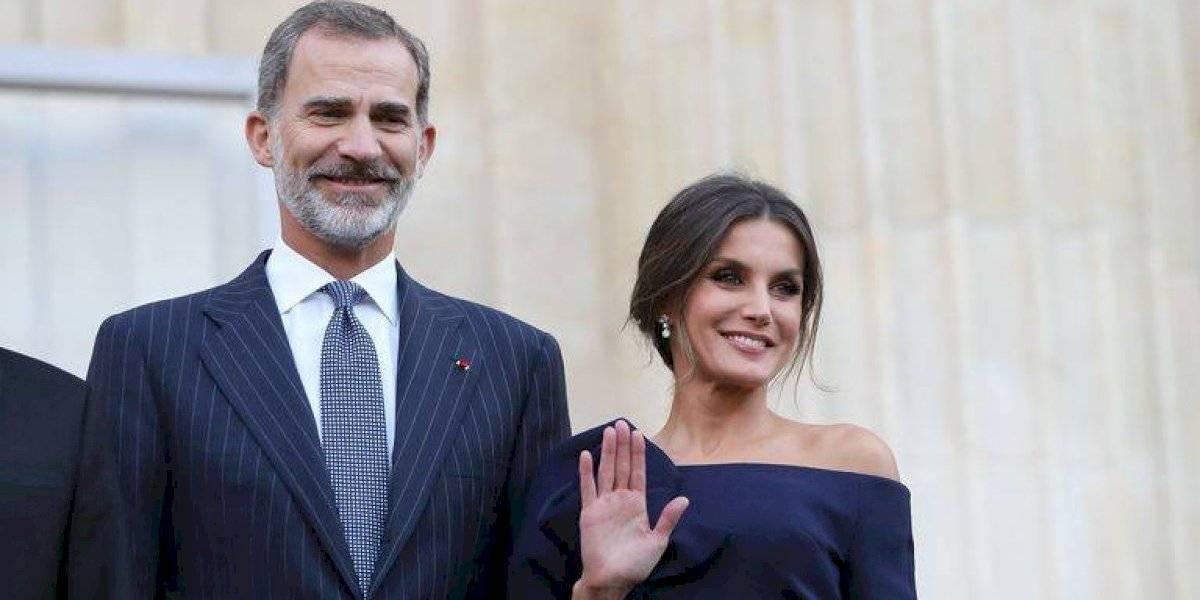 VIDEO. El rey Felipe discute con Letizia en público y la dejó en ridículo