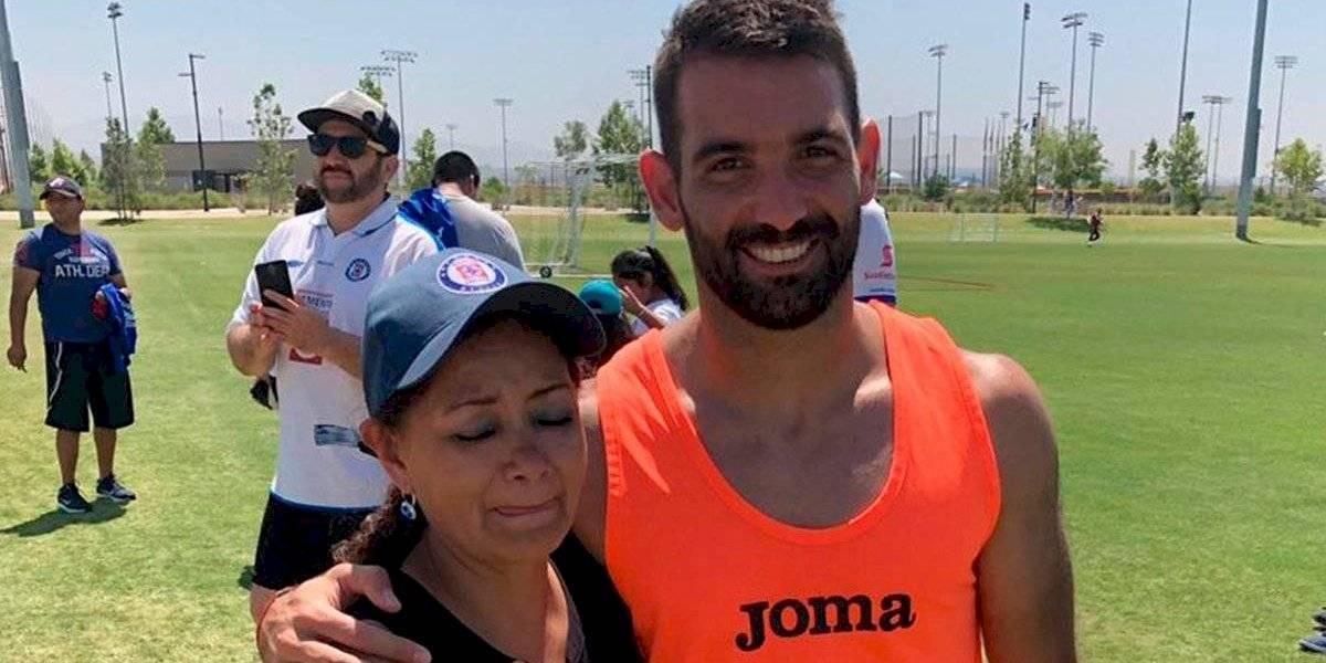 Cruz Azul es el primer gran salto de mi carrera — Juan Escobar