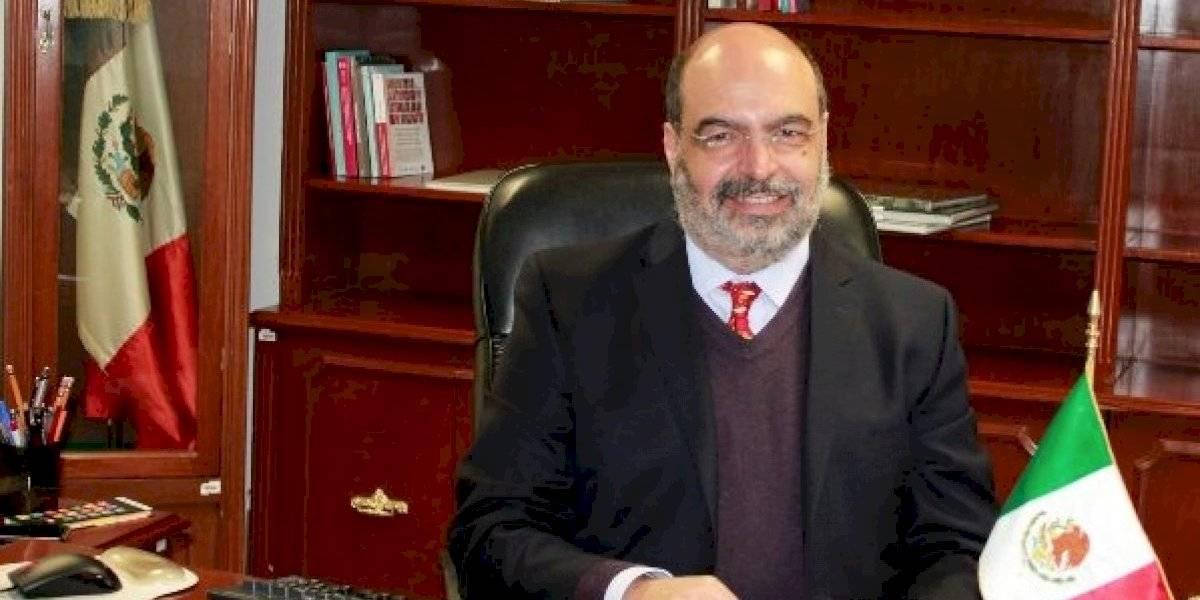 Muere Carlos Javier Echarri, titular del Conapo