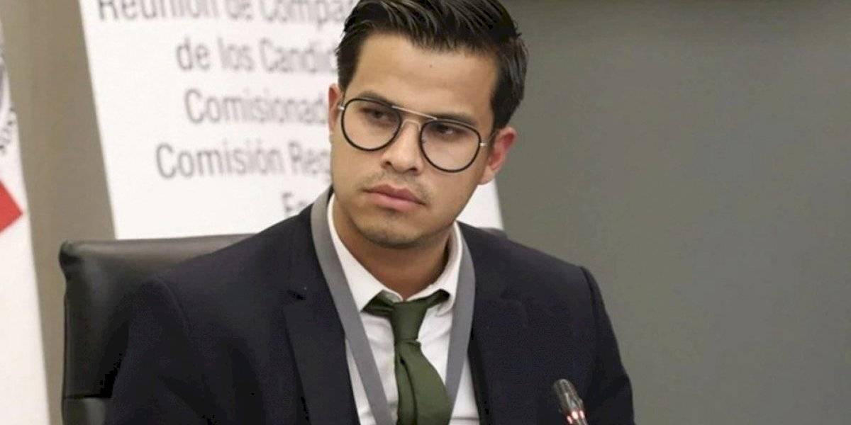 Por cuarta vez, AMLO propone a Ángel Carrizales como funcionario