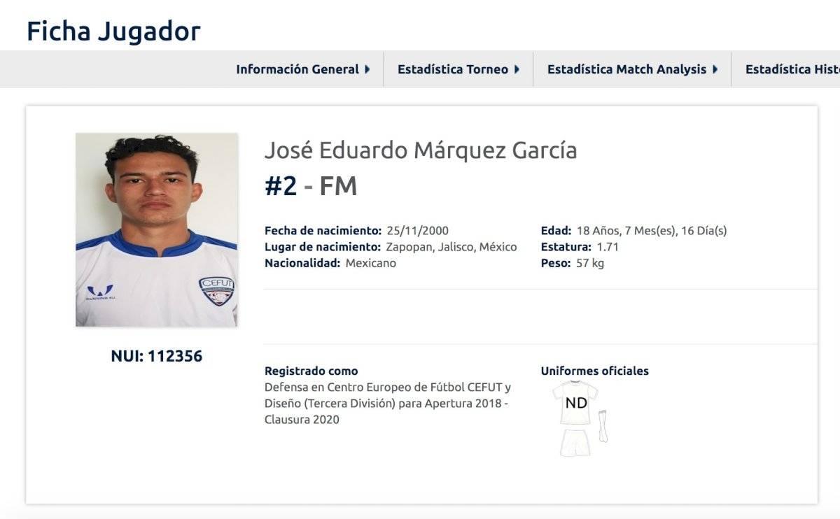 Autoridades de Guadalajara identifican al copiloto de Joao Maleck