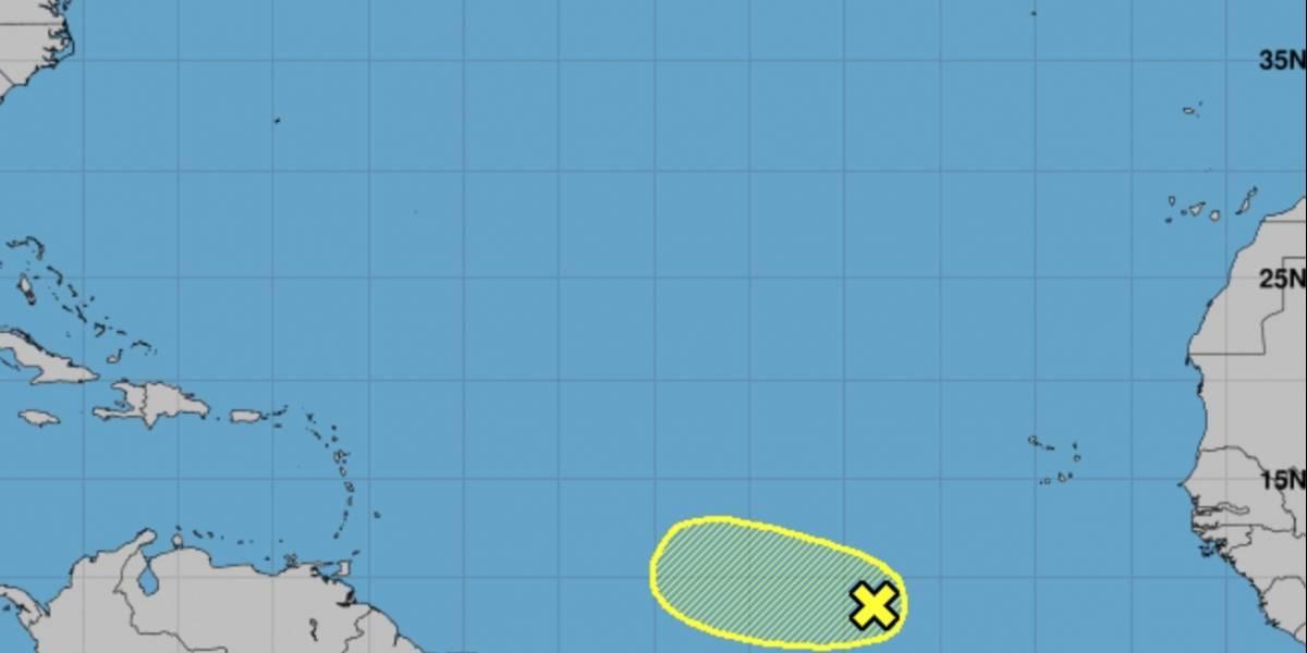 Vigilan sistema tropical en el Atlántico