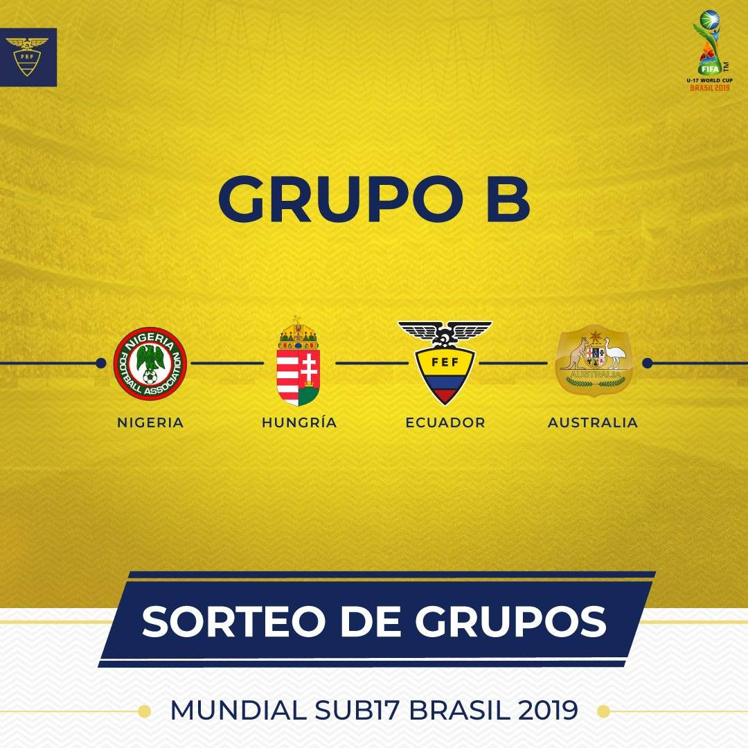 Grupo B Sub 17